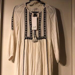 Zara Bohemian Embroidered Dress